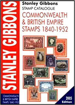 Commonwealth and British Empire Stamps 1840-1952