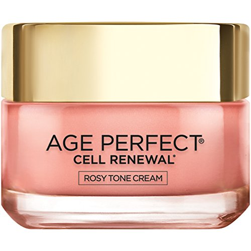 Price comparison product image L'Oréal Paris Age Perfect Cell Renewal Rosy Tone Moisturizer, 1.7 oz.