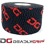 DG Thumb Tape. (Packs of 3) Self Adhesive Highly Elastic Breathable Cotton Tape. Easy to Tear and Waterproof Fabric. Protects Thumbs from Hook Grip- (Fingers, Wrist and Ankles) Weightlifting Crossfit
