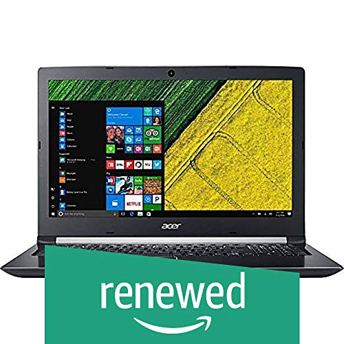 (Renewed) Acer Aspire 5 A515-51G 15.6-inch Laptop (Core i5-7200U/8GB/1TB/win10/NVIDIA Ge Force mx 130 with 2GB Graphics) Steel Grey