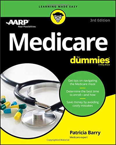 Medicare For Dummies (For Dummies (Business & Personal Finance)) cover
