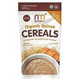 NurturMe Organic Infant Cereals, Quinoa + Sweet Potato + Raisin, 3.7 Ounce