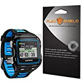 Garmin Forerunner 920XT Screen Protector (5-Pack), Flex Shield Clear Screen Protector for Garmin Forerunner 920XT Bubble-Free and Scratch Resistant Film