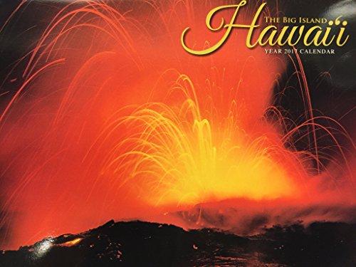 Hawaii Big Island Calendar 2017 product image