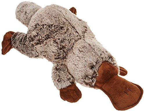 "Fiesta Toys Marshmallow Platypus Plush Toy, 21"", Multicolor"