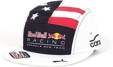 Gorra Plana Red Bull Racing Oficial 2017 Ricciardo GP EE.UU ...