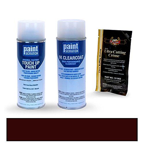 nissan altima black paint - 3