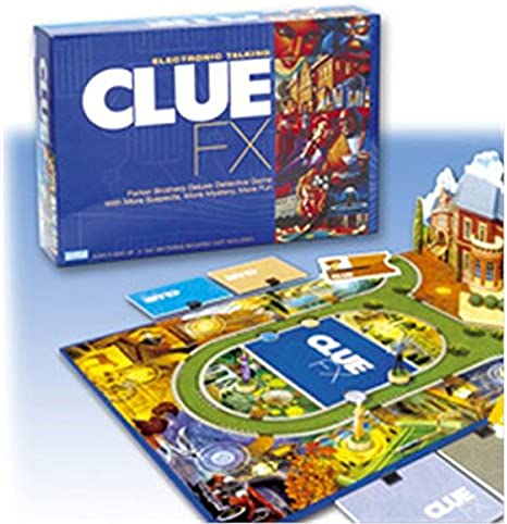 Hasbro Cluedo SFX: Amazon.es: Juguetes y juegos