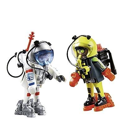 PLAYMOBIL Duo Pack Space Heroes
