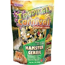 F.M. Brown's Tropical Carnival Hamster and Gerbil Food, 20-Pound