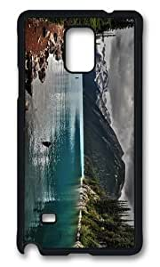 Adorable lake mountain cloudy Hard Case Protective Shell Cell Phone Ipod Touch 5