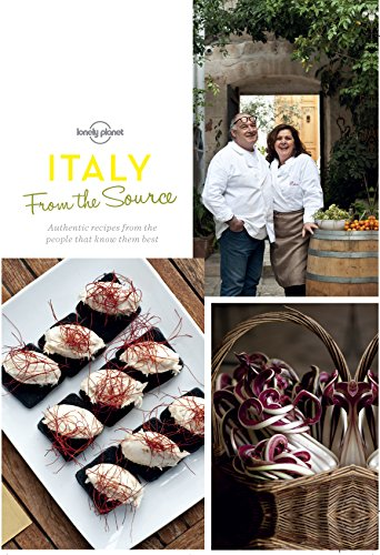 [READ] From the Source - Italy: Italy's Most Authentic Recipes From the People That Know Them Best (Lonely RAR