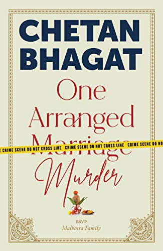 One Arranged Murder- Chetan Bhagat