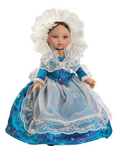 Paola Reina Foguerera Bride Doll