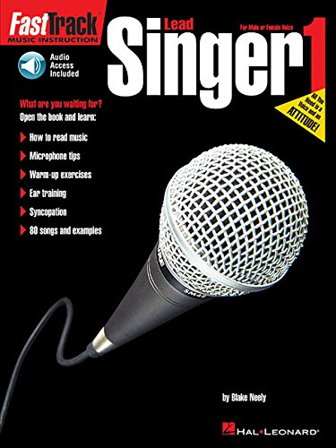 FastTrack Lead Singer Method - Book 1 (Fast Track (Hal Leonard))