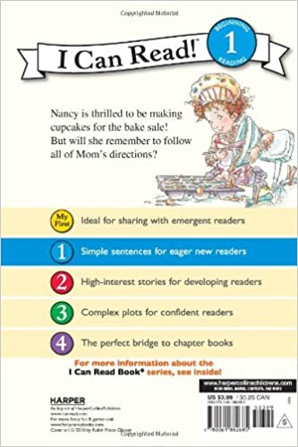 Fancy Nancy and the Delectable Cupcakes (I Can Read Level 1): Jane ...