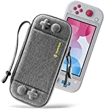 tomtoc Slim Case for Nintendo Switch Lite, Original Patent Protective Portable Carrying Case Travel Storage Hard Shell…