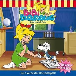 Superpudel Puck (Bibi Blocksberg 88)
