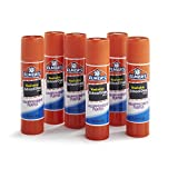 Kyпить Elmer's Disappearing Purple School Glue, Washable, 6 Pack, 0.21-ounce sticks на Amazon.com