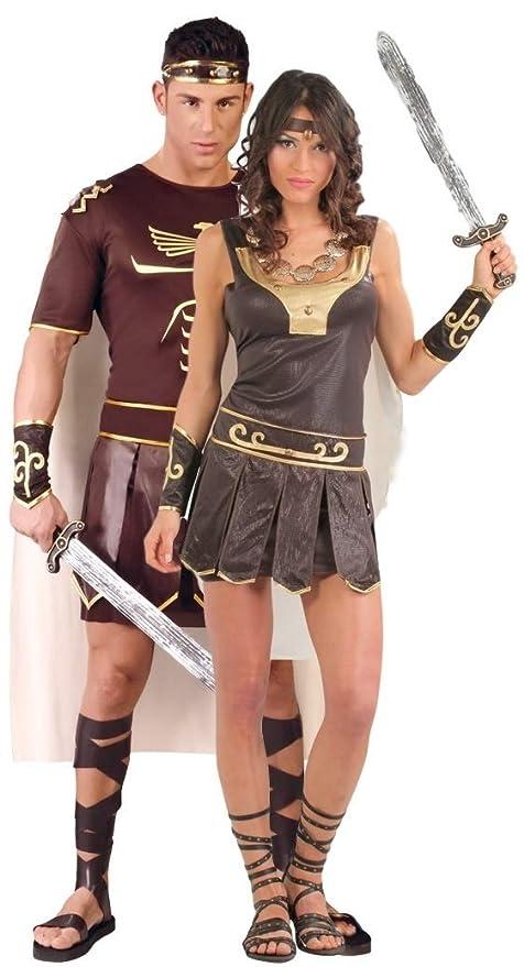 Gladiador Fancy Para Disfraz Antiguo Hombre Mujer De Me Griego Y W2DH9EI