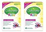 Culturelle Kids Chewables Daily Probiotic Formula, 30 Count, 2 Pack