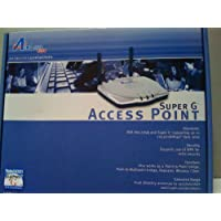 AirLink 101 Super G Access Point - AP411W