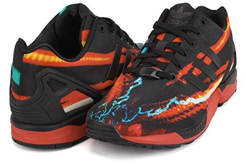 Sneaker Uomo Adidas Zx Flux Nero