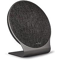 Veho M10 Wireless Portable Bluetooth Speaker   Microphone   Swipe Control Track/Volume   Handsfree Calling   60 Watt   2 x 20W Bass   2 x 10W Treble   Space Grey – (VSS-016-M10)