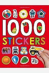 1000 Stickers (Sticker Activity Fun) Paperback