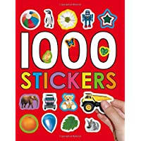Image for 1000 Stickers: 1000 Stickers (Sticker Activity Fun)