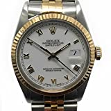 Rolex Datejust swiss-automatic mens Watch 16013 (Certified Pre-owned)