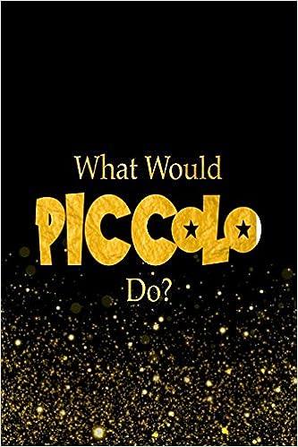 Descargar Libros En Ebook What Would Piccolo Do?: Designer Notebook For Fans Of Dragon Ball Z Paginas De De PDF