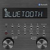 Sangean WR-50P FM-RBDS/AM/Bluetooth Wood Cabinet