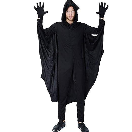 AIYA - Disfraz de Bate de Halloween para Hombre, Traje de Carnaval ...