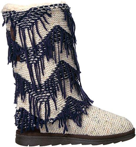 Muk Luks Wwna Slipperboot Womens Boot Invernale Naturale