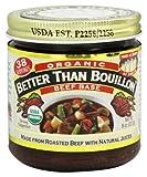 Better Than Bouillon - Beef Base Organic - 8 oz