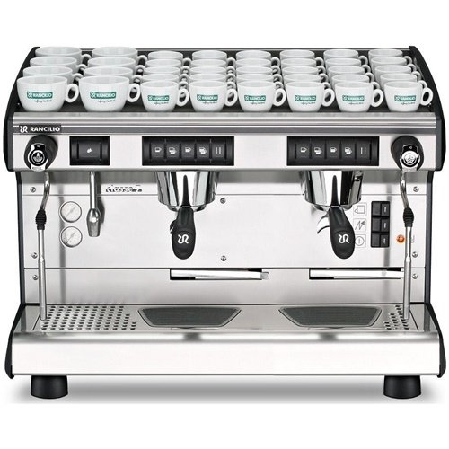 Rancilio CLASSE 7 E2 COM Classe 7 Espresso Machine fully-automatic 2-Group 5 lit
