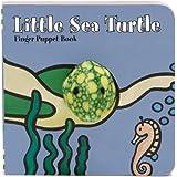 Little Sea Turtle Finger Puppet Book