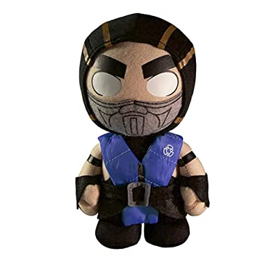 Mortal Kombat X 6-Inch Sub Zero Plush Toy: Toys & Games