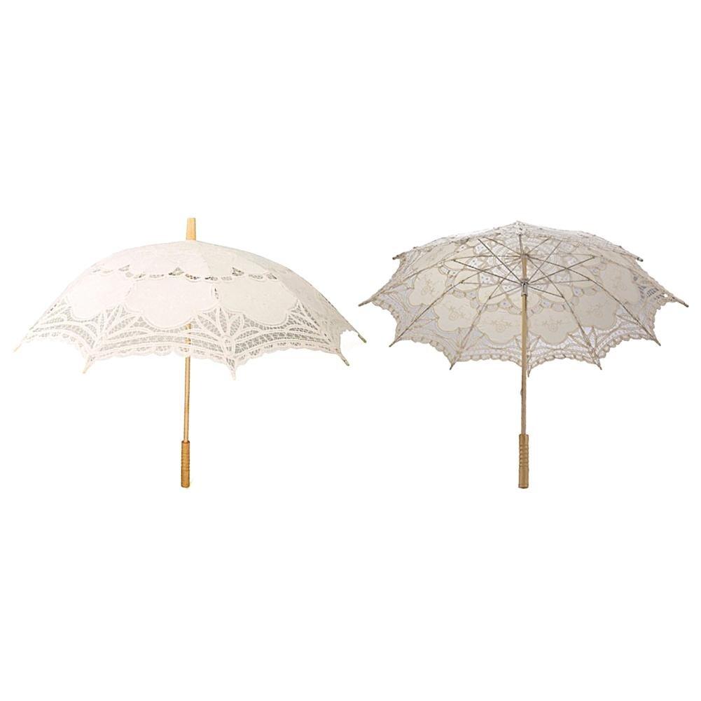 European Style Cutout Wedding Parasol Bridal Shower Decoration Umbrella, Handmade Black Lace Parasol Umbrella Custom-Made Gift Umbrella by AGSHOP (Image #7)