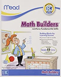 Mead Math Builders, Grade K (48036)