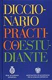 Diccionario Practico del Estudiante, Real Academia Espanola Staff, 8403097468