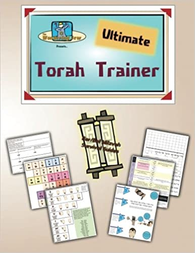 Ultimate Torah Trainer: Bar/Bat Mitzvah Survival Guide