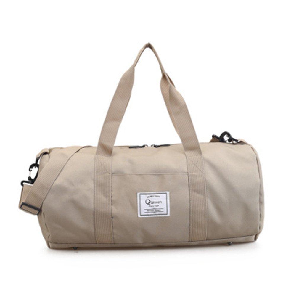 Breadaye Fitness Gym Sport Bags Men Women Waterproof Sports Yoga Handbag Travel Camping Sport picture color