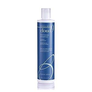 Brocato Cloud 9 Restoring Shampoo by Beautopia Hair: Miracle Repair Moisturizing & Revitalizing Shampoo - 10 oz