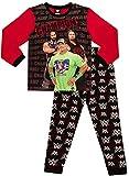 Boys WWE World Wrestling Entertainment Champions Pyjamas 435 (10-11 Years)