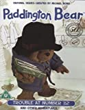 Paddington Bear - Trouble At Number 32 DVD