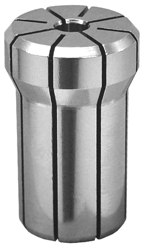 Lyndex 018-024 180DA Collet, 3/8'' Opening Size, 1.637'' Length, 1.035'' Top Diameter, 0.873'' Bottom Diameter