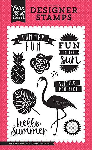 Echo Park Paper Company Fun in The Sun Stamp