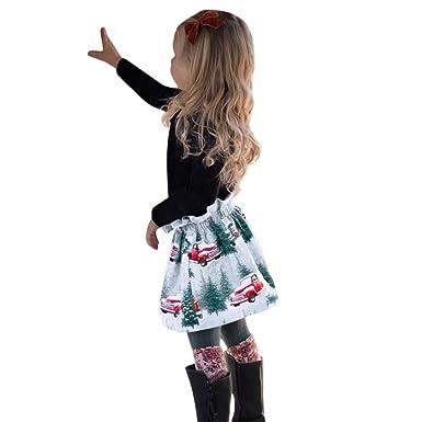 SamMoSon♥♥Vestido Fiesta Niña Largo Bebe Invierno Ceremonia Faldas para bebés niño Navidad Conjuntos bebé Lindo Ropa Princesa Halloween Cosplay Vestidos ...
